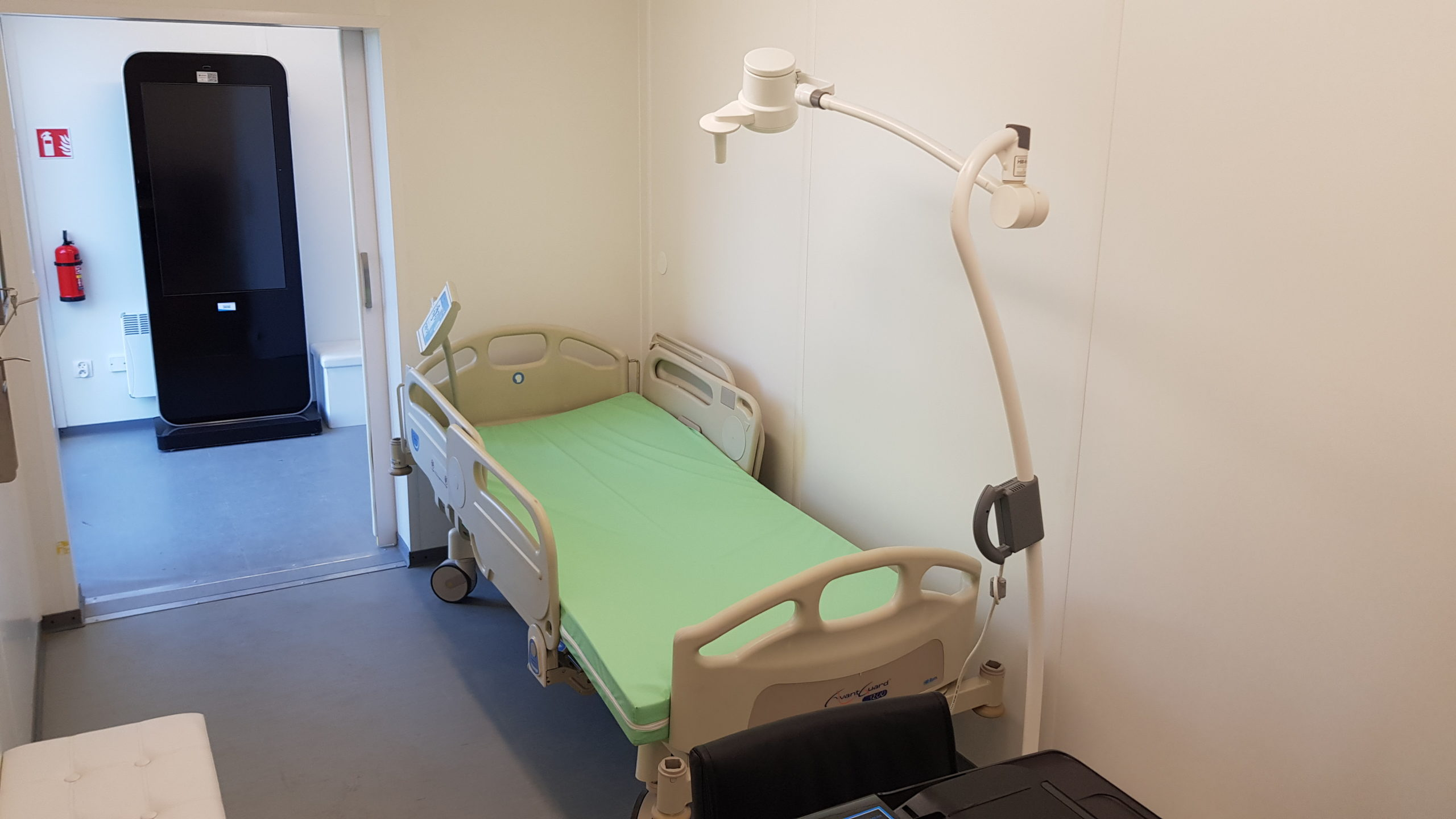 DIAGNOSTIC ROOMS