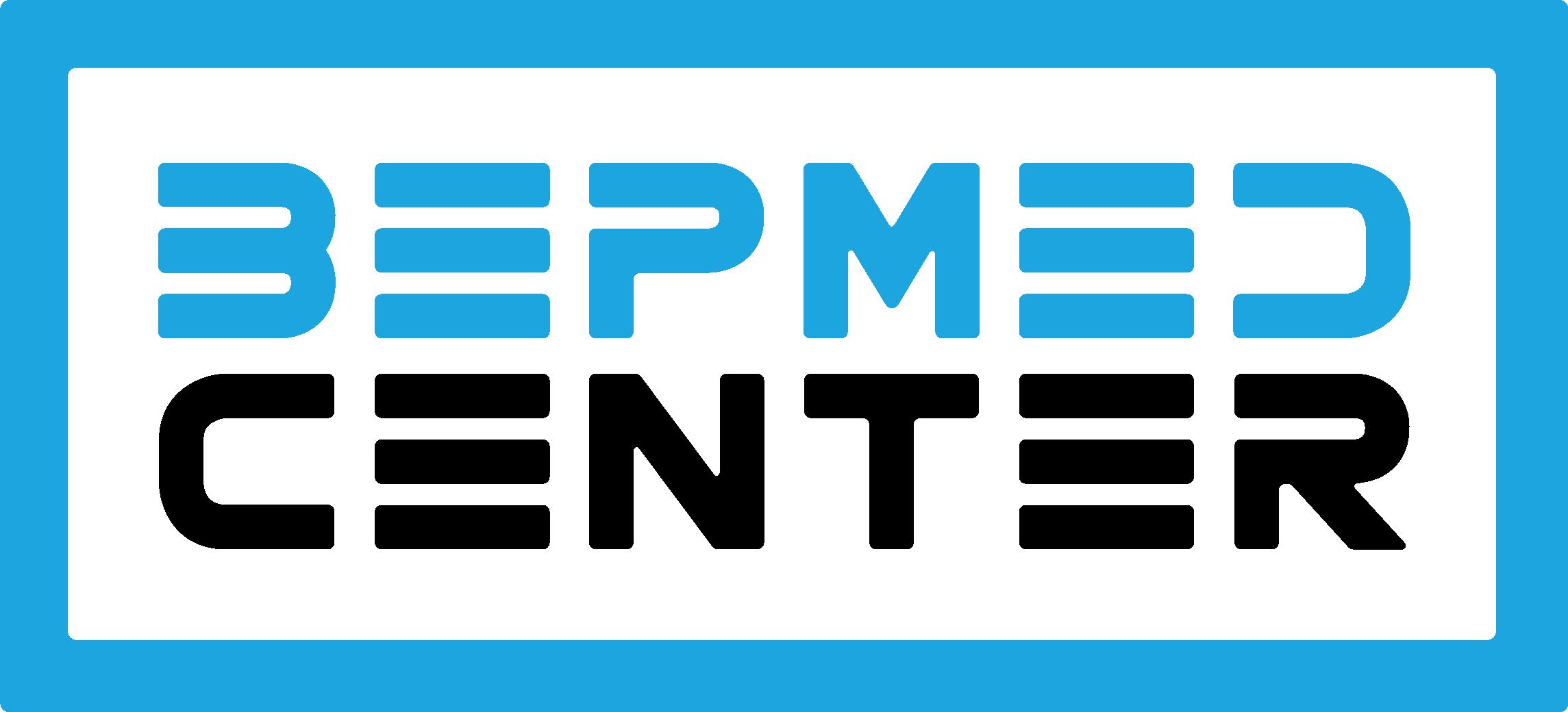 Logo BEP MED CENTER